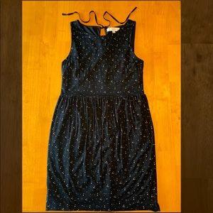 Ann Taylor LOFT Black Bubble dress New w/o Tags M